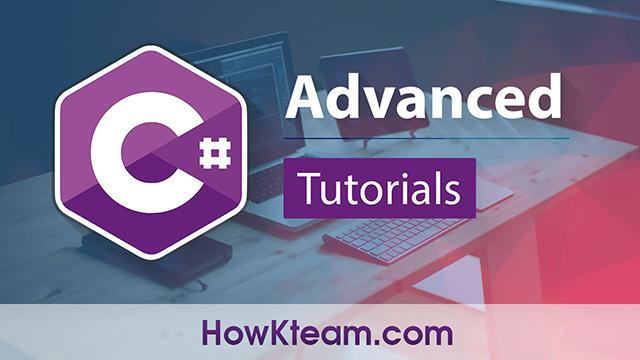Khóa học lập trình C# nâng cao