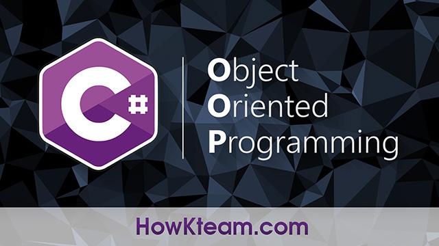 Lập trình OOP với C#