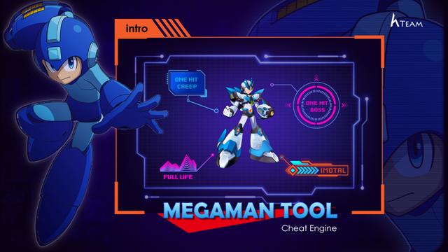 Megaman X4 Cheat với cheat engine