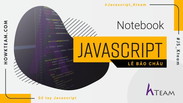 Sổ tay JavaScript 2020