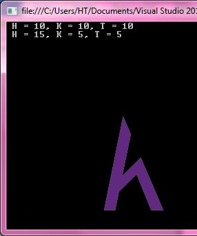 Toán tử trong C#