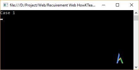 Cấu trúc lặp Goto trong C#, C# cơ bản, tự học C#, Kteam, HowKteam