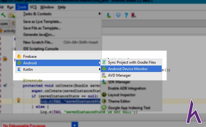 Cách debug cơ bản với Android Studio