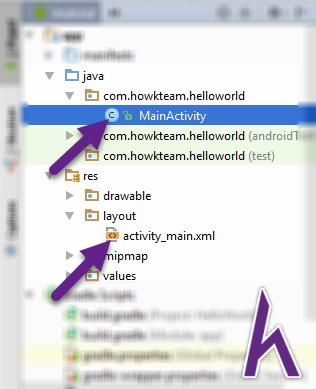 Các thành phần giao diện (UI) cơ bản